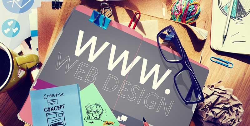 Planlagt webdesign