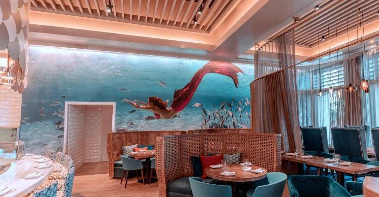 Fiskerestaurant eller fastfood i Oslo